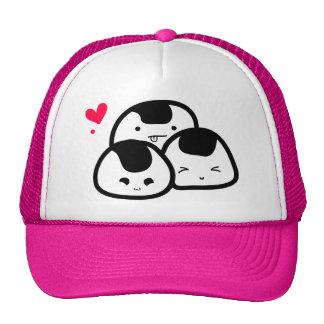 Onigiri Friends Trucker Hat