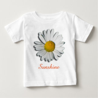 Only a Marguerite Blossom + your text & ideas T-shirts