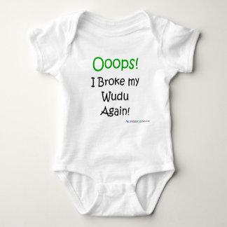 Ooops! I Broke my Wudu Again! Tee Shirts
