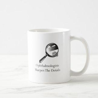 Ophthalmologists Sharpen the Details Basic White Mug