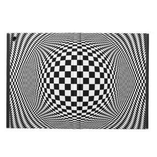 Optical Illusion Checkers iPad Air Case