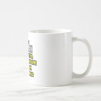 Optician .. Assume I Am Never Wrong Basic White Mug