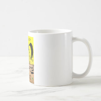 ORAMCO Crude Policy Basic White Mug