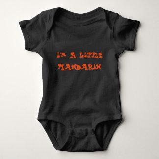 Orange Baby Onsie Infant Creeper