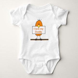 Orange bird t-shirts