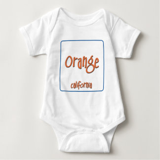 Orange California BlueBox T-shirts