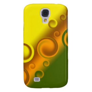 orange spiral Speck Case