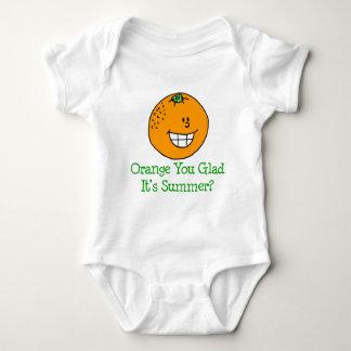 Orange You Glad It's Summer Tees