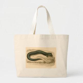 Orbigny - Salamander - Siren lacertina Jumbo Tote Bag