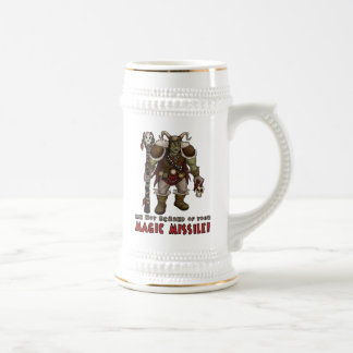 Orc Shaman Beer Steins