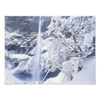Oregon, Columbia Gorge National Scenics Area, Photographic Print