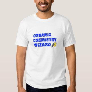Organic Chemistry Wizard Tshirts