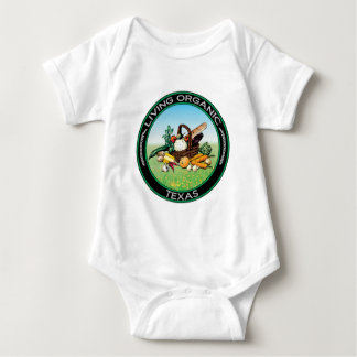 Organic Texas Tee Shirt