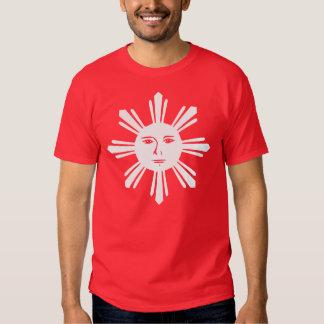 Original Sun -White Tshirts