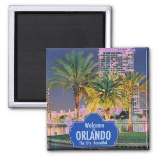 Orlando Florida Magnet