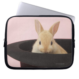 Oryctolagus cuniculus laptop computer sleeves