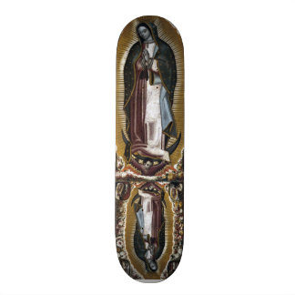 Our Lady of Guadalupe, Virgin of Guadalupe Skateboard Decks