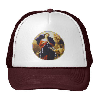 Our Lady Untier of Knots Cap