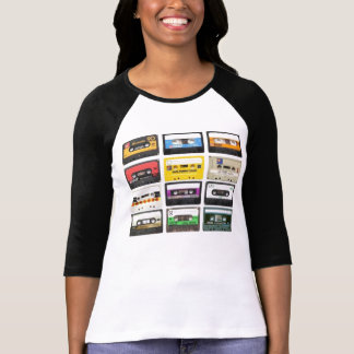 our mixed tapes tees