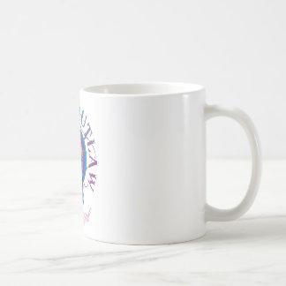 Outlaw Angel Basic White Mug