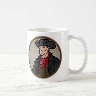 Outlaw Basic White Mug