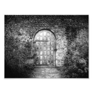 Outside the Gate Photo Print