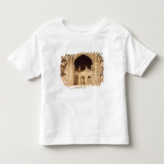 Outside the Taj Mahal, probably illustrated in 'Ph Tee Shirts