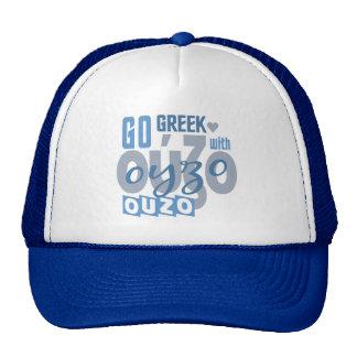 Ouzo hat - choose color