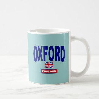 Oxford England Basic White Mug
