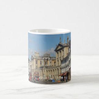 Oxford on the High Basic White Mug