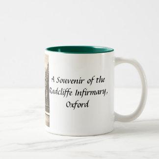 Oxford, Radcliffe Infirmary, Souvenir Mug