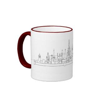 Oxford Skyline Mug