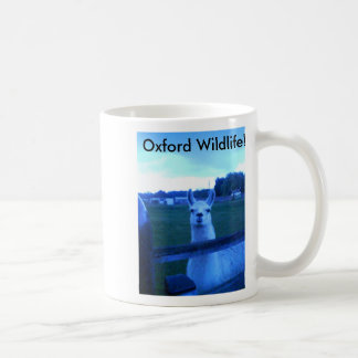 Oxford Wildlife! Basic White Mug