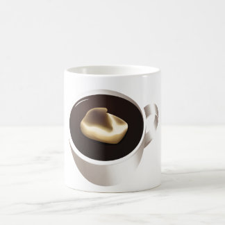 Oxygentees Indulge A Little Basic White Mug