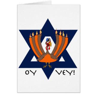 OyVey Turkey Card