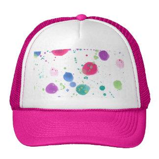 Paint Splatters Cap