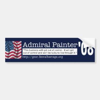 Paint your bumper with Painter Bumper Sticker