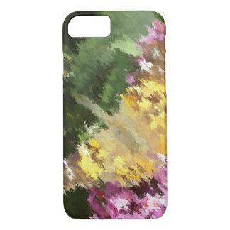 Painted Lady Butterfly Acrylic Effect iPhone 7 Case