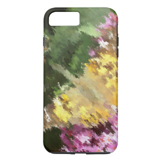 Painted Lady Butterfly Acrylic Effect iPhone 7 Plus Case