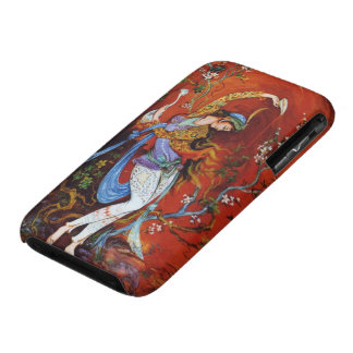 Painting Persian Girl Pouring wine from jug Case-Mate iPhone 3 Cases