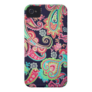 Paisley Paradise Case-Mate iPhone 4 Case