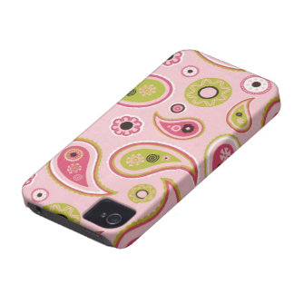 Paisley Passion Case-Mate iPhone 4 Cases