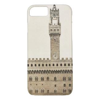 Palazzo Vecchio, or the Palazzo della Signoria, Fl iPhone 7 Case