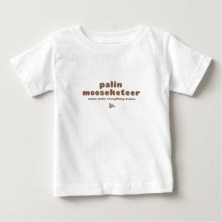 Palin Mooseketeer Tshirt