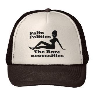 Palin Politics Cap