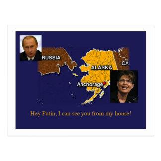 Palin Postcard