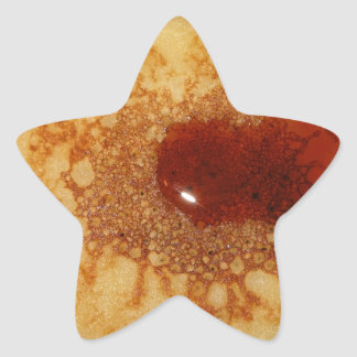 Pancake Star Sticker