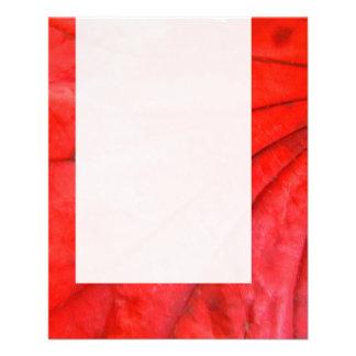 Panel 0111 - Japanese Maple Leaf 11.5 Cm X 14 Cm Flyer