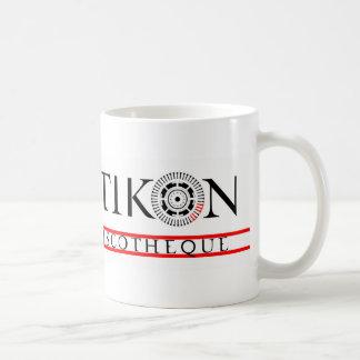 PANOPTIKON - Industrial Discotheque Basic White Mug