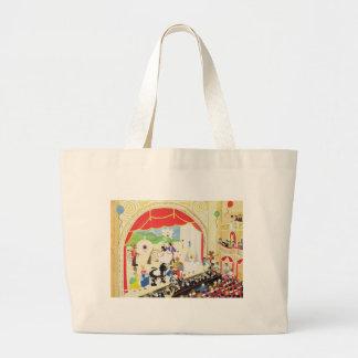 Pantomime Jumbo Tote Bag